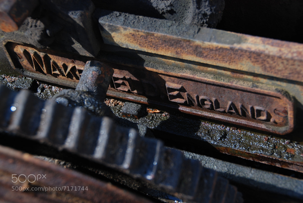 Photograph British Iron by Daniel Mogendorff on 500px