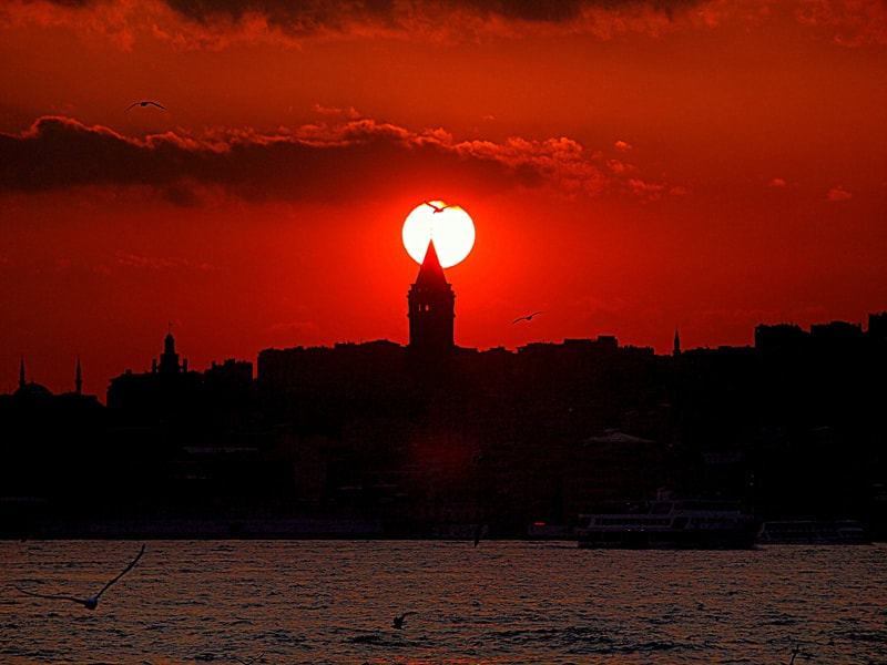 Photograph Galata Tower by Tuncer Bahçivan on 500px