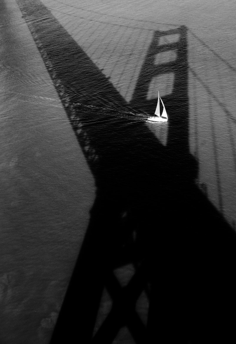 Photograph Shadow Sailing by Patrick Dell on 500px