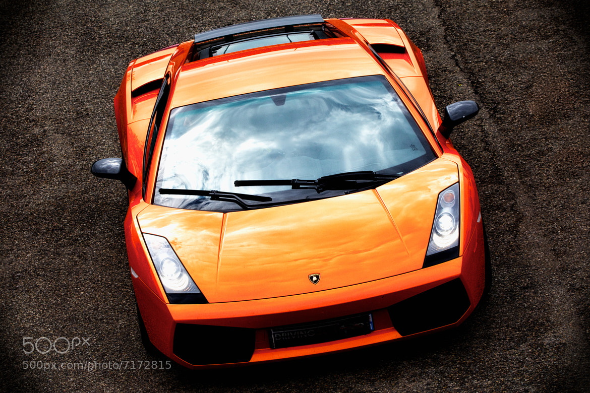 Photograph Lamborghini Gallardo LP 570-4 Superleggera by Claudio Cavalensi on 500px