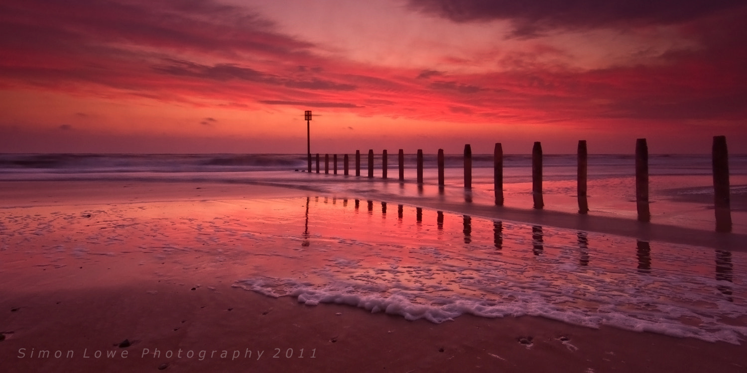 Photograph 'fiery the angels rose' by Simon Lowe on 500px