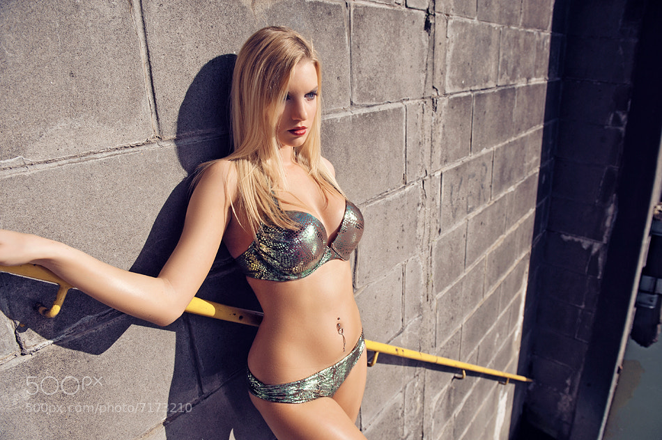 Photograph babe shoot in basel at harbour by ondro ovesny on 500px