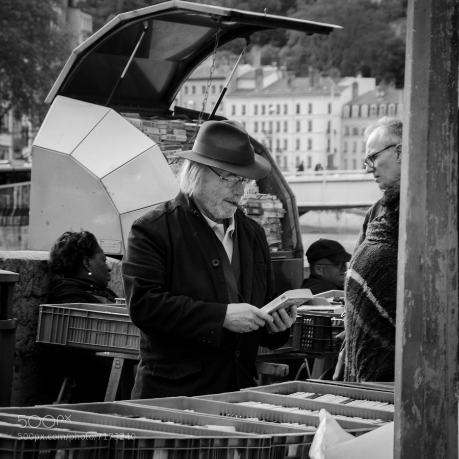 Lyon, France  © Vitaliano Vitali, all rights reserved