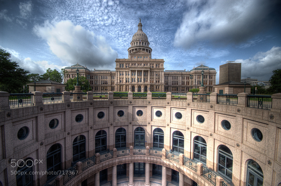 Photograph Texas State Capitol, Austin by Dave Wilson on 500px