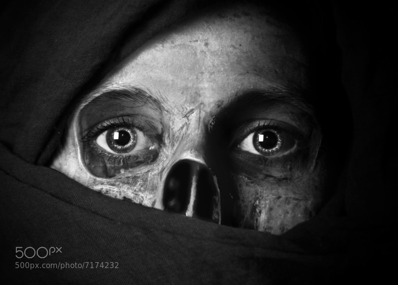 Photograph Beautiful Eyes Of Death by Soltra Dániel on 500px
