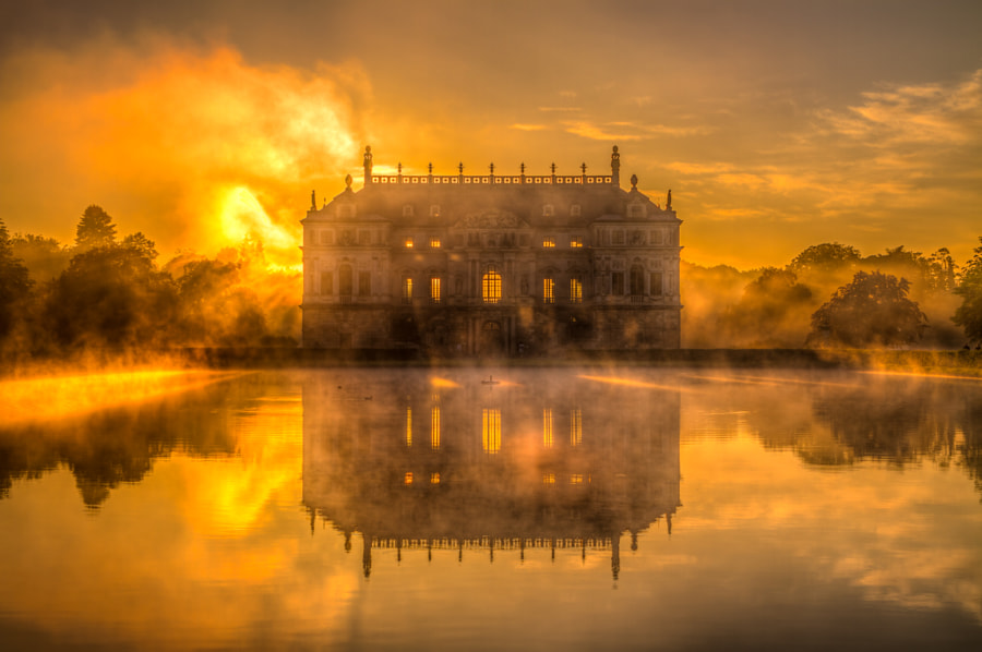 Palais by Sandro Götze on 500px.com