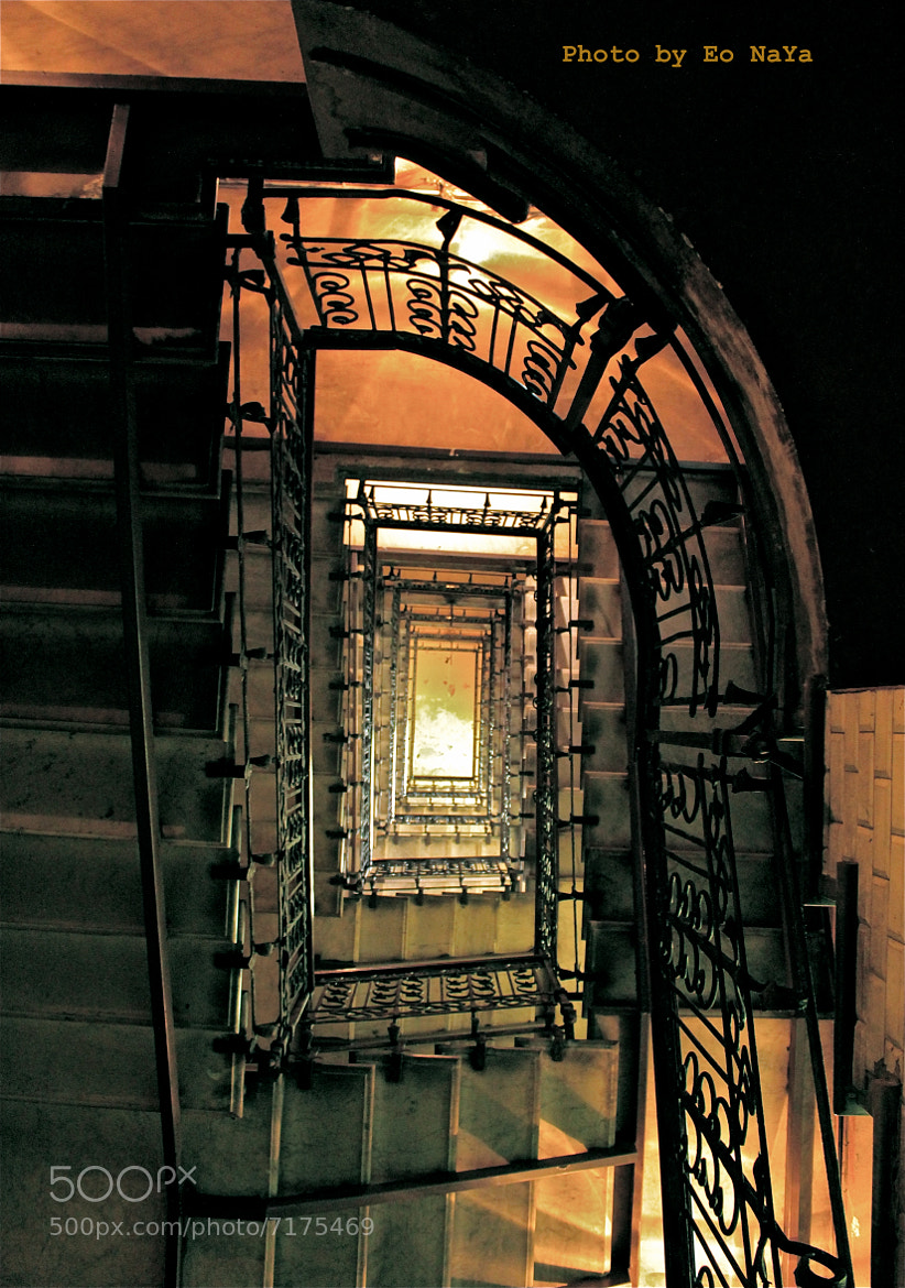 Photograph Stairs ... by Eo NaYa on 500px