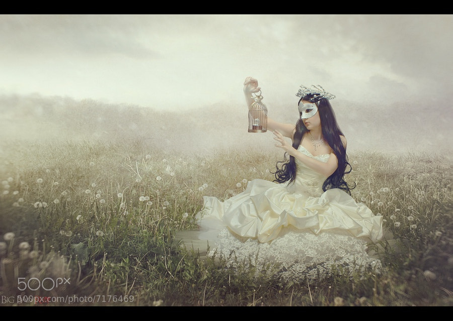 Photograph Meadow Of Innocence by Irina  Istratova on 500px