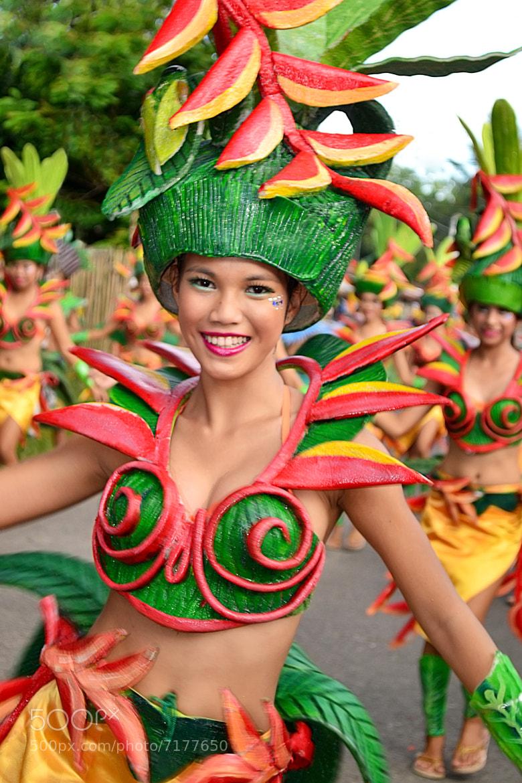 Photograph Pasalamat Festival by Wilfredo Lumagbas Jr. on 500px