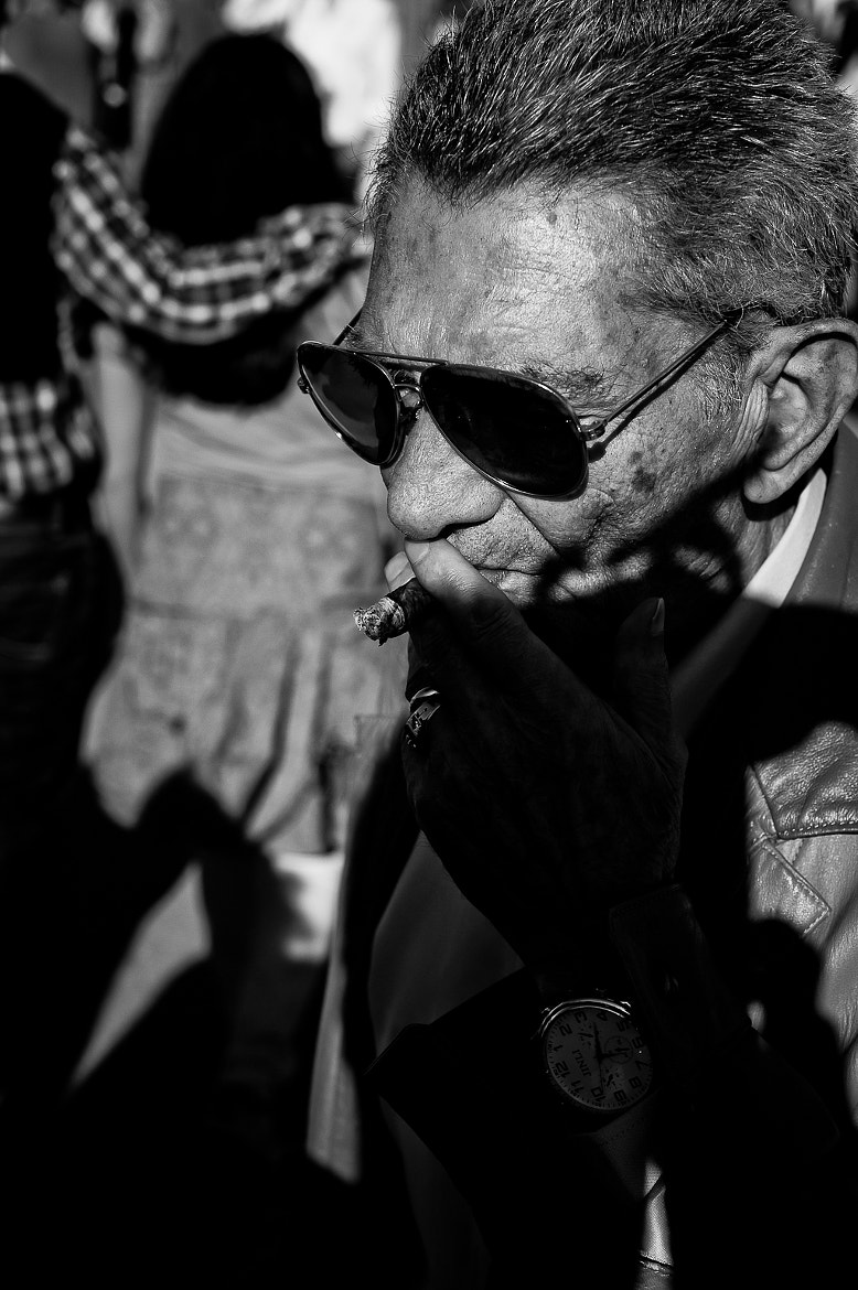 Photograph Cigar&Shades unbeatable combination by Ian RP on 500px