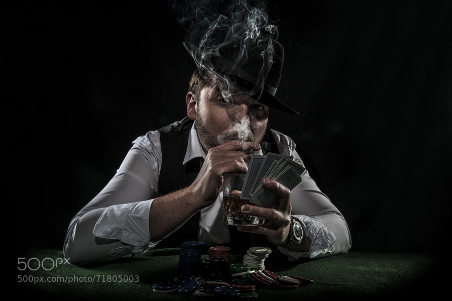 Photograph The Gambler Series: Image 1 by Twisty Focus on 500px