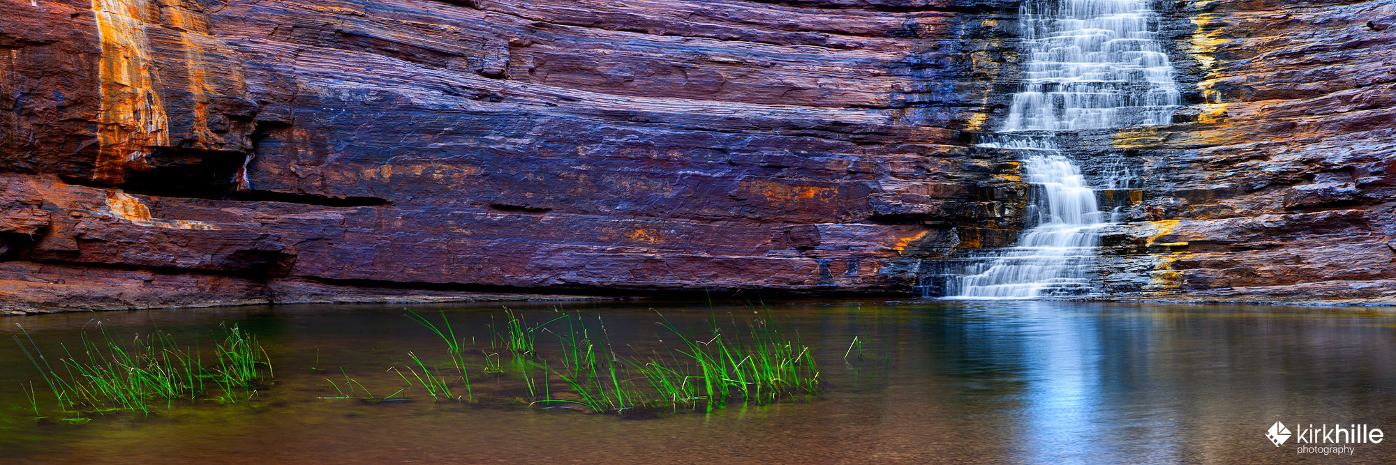 Photograph Karijini Water Falls by Kirk Hille on 500px