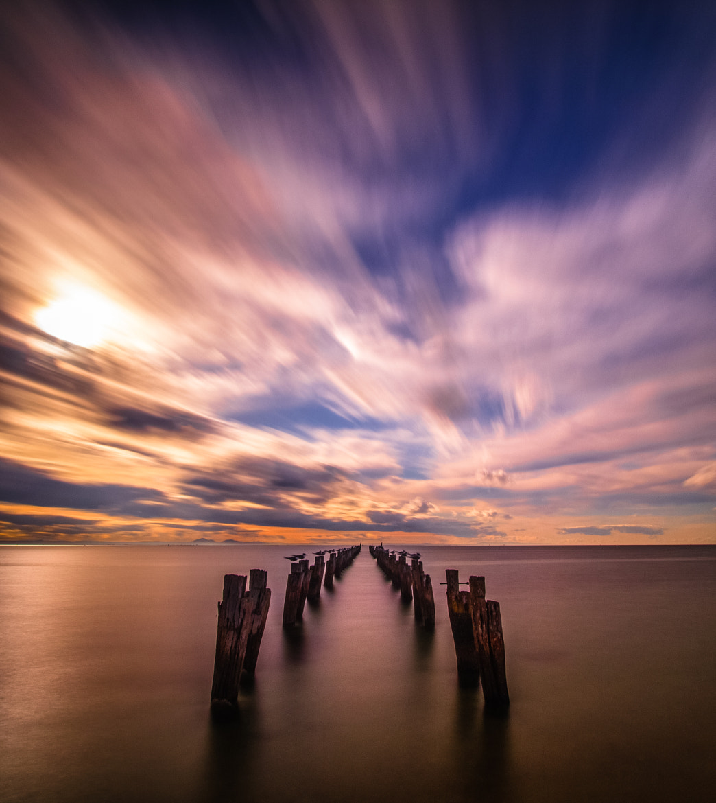 Photograph Jetty by Margaret Netherwood on 500px