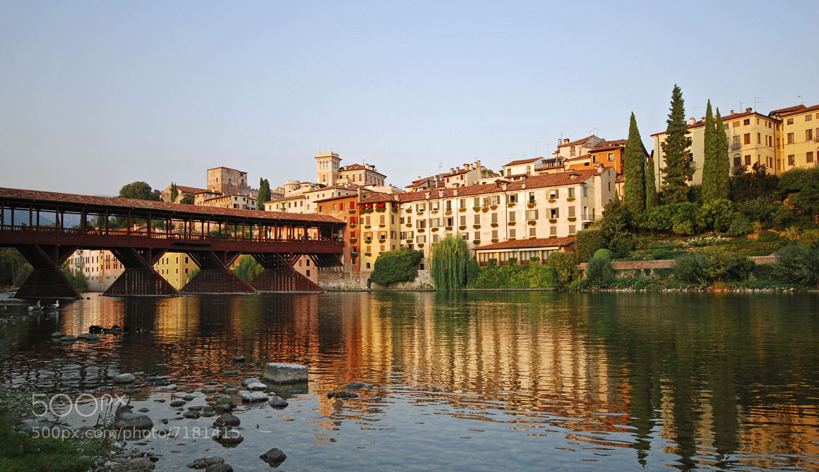 Photograph Bassano del Grappa by Bruno Ferraro on 500px
