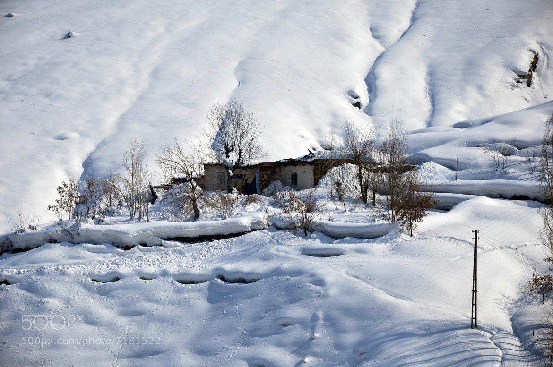 Photograph YALNIZ EV by MEHMET USLU on 500px