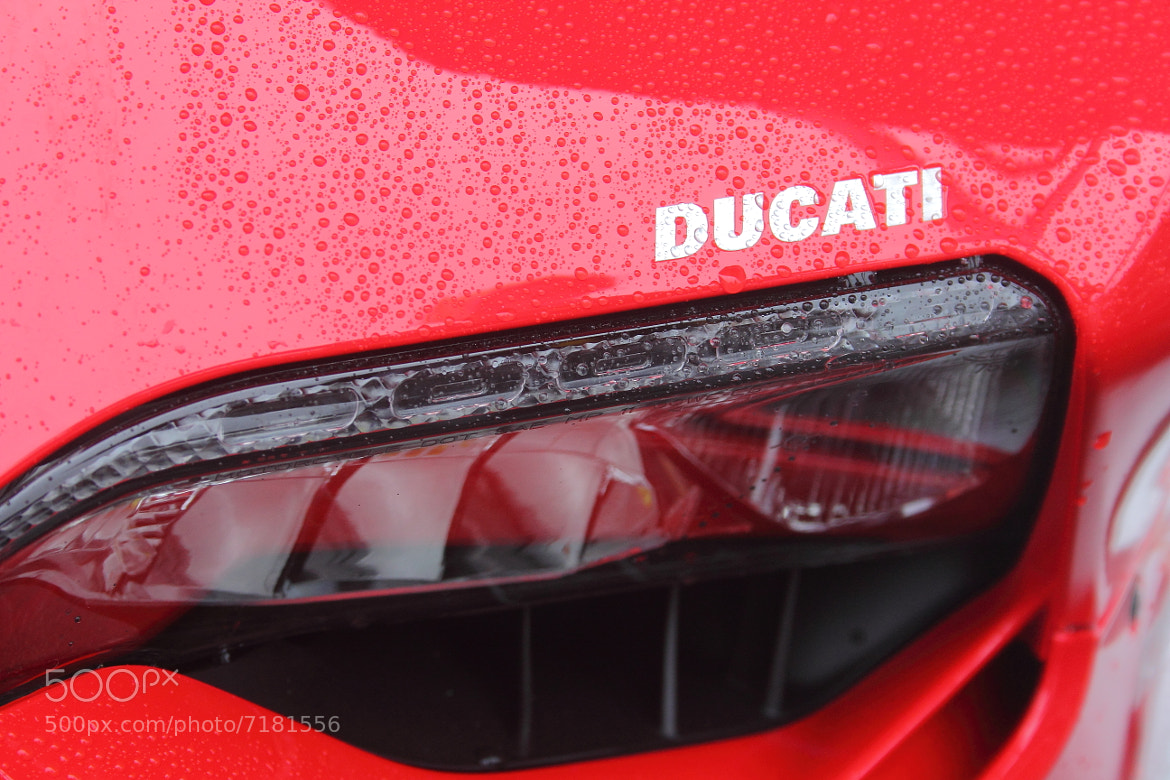 Photograph Ducati by Veritas Imagery NW on 500px