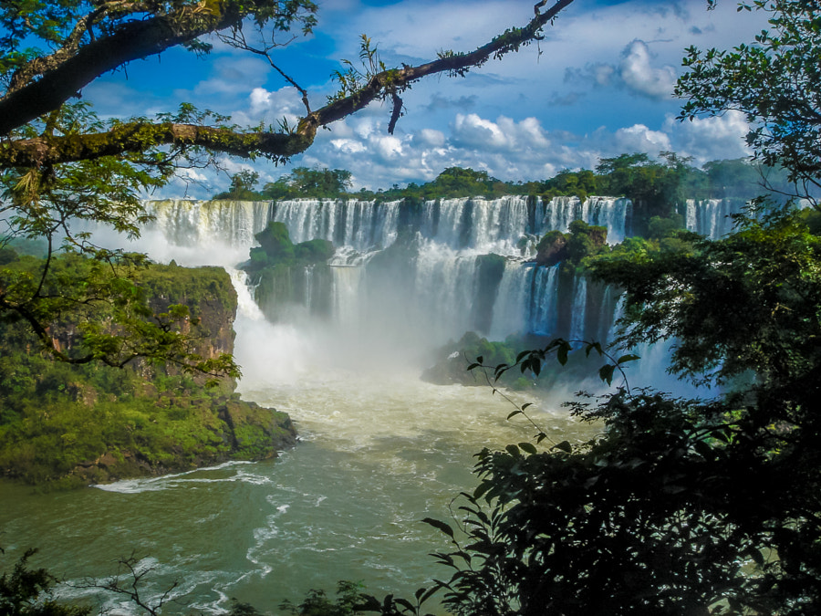 Photograph Iguazu Falls - South America by Antonio Velazquez Bustamante on 500px