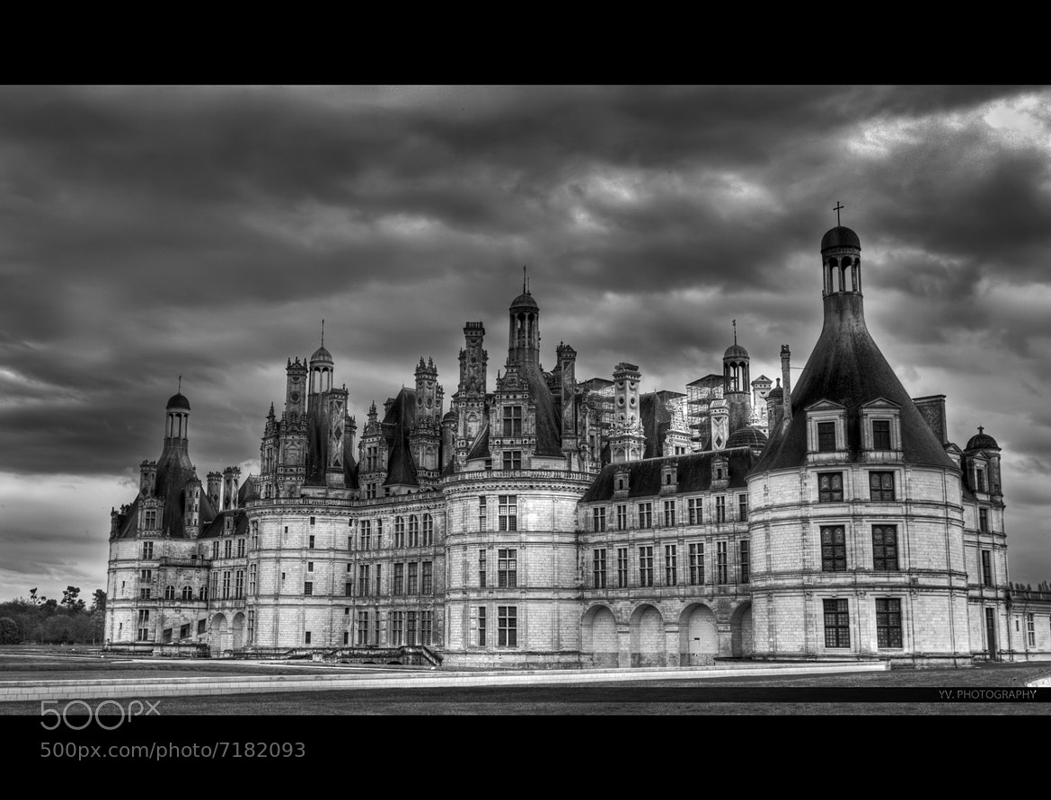 Photograph Chambord by Yann Vernon on 500px