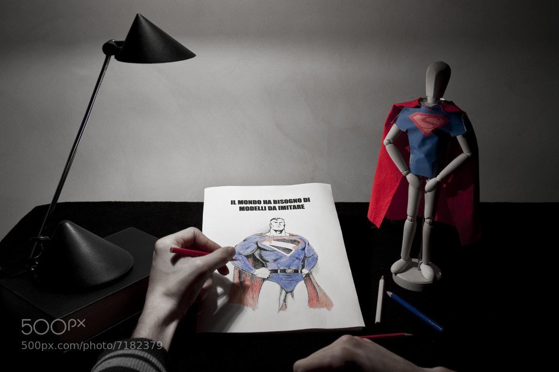 Photograph Superhero by Davide Greggio on 500px