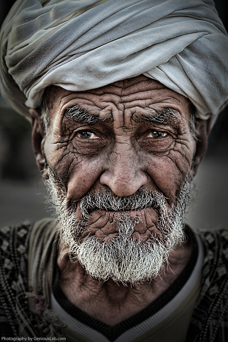 Photograph Old man by Genious Lab on 500px