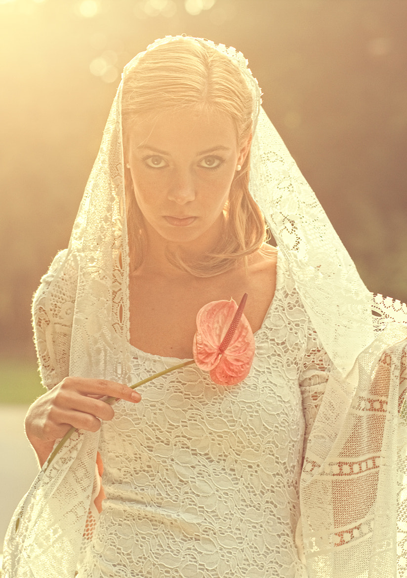 Photograph Sunset Bride by william aponno on 500px