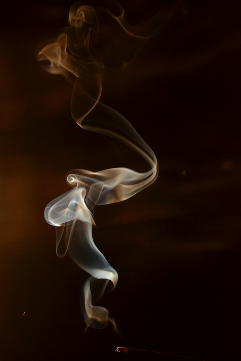 Photograph Smoke by Naomi Rottier on 500px