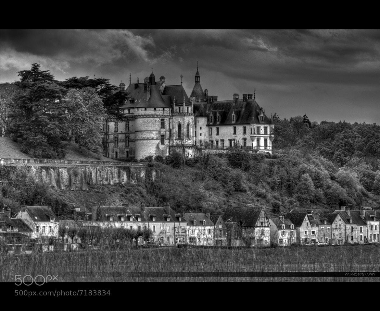 Photograph Chaumont sur Loire by Yann Vernon on 500px