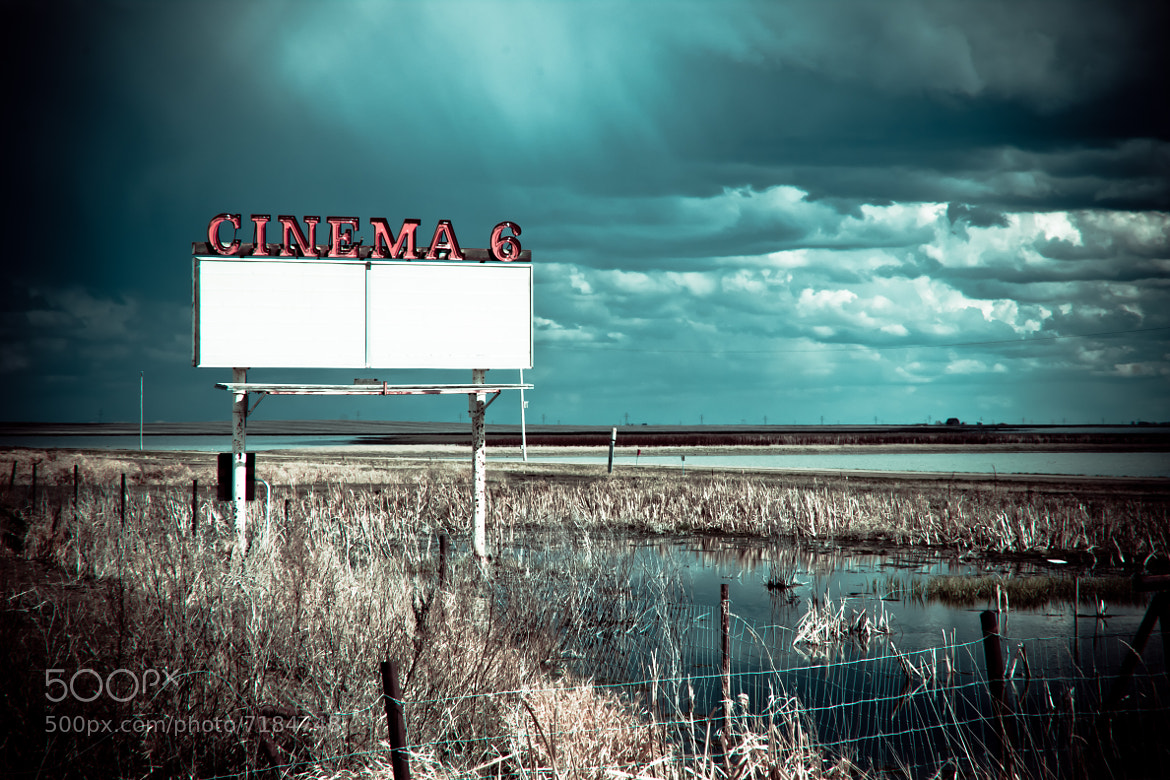 Photograph The Drive-in by Joel Cyr on 500px