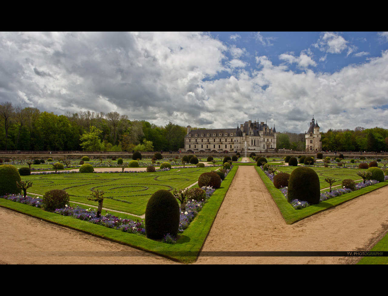 Photograph Chenonceau by Yann Vernon on 500px