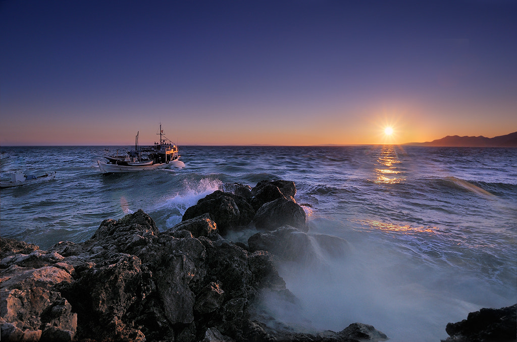 Photograph Ionion Sea by Dimitrios Lamprou on 500px