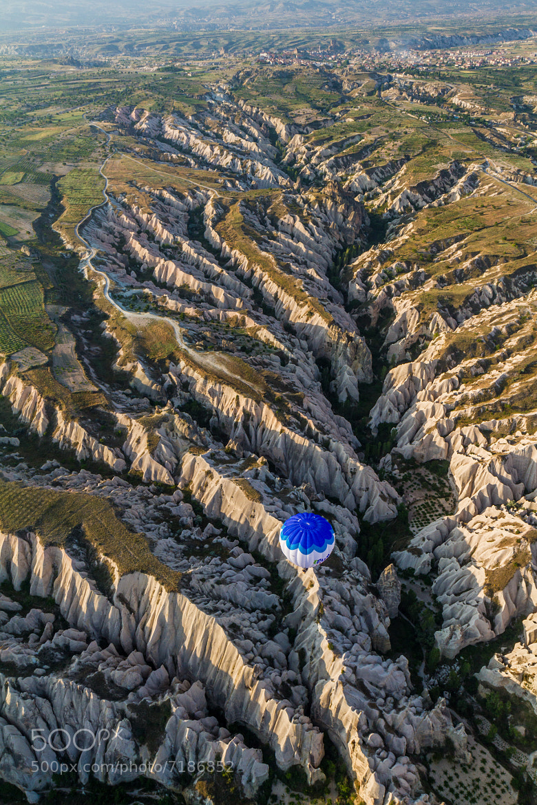 Photograph Cappadocia Aerial Meskendir Valley by Benh LIEU SONG on 500px