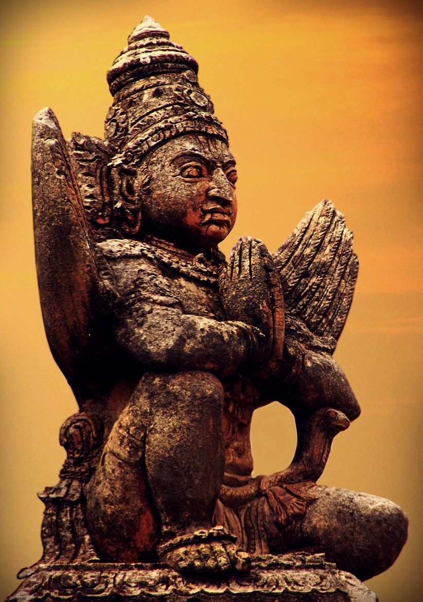 Photograph God Garuda ... by Kumar BS on 500px