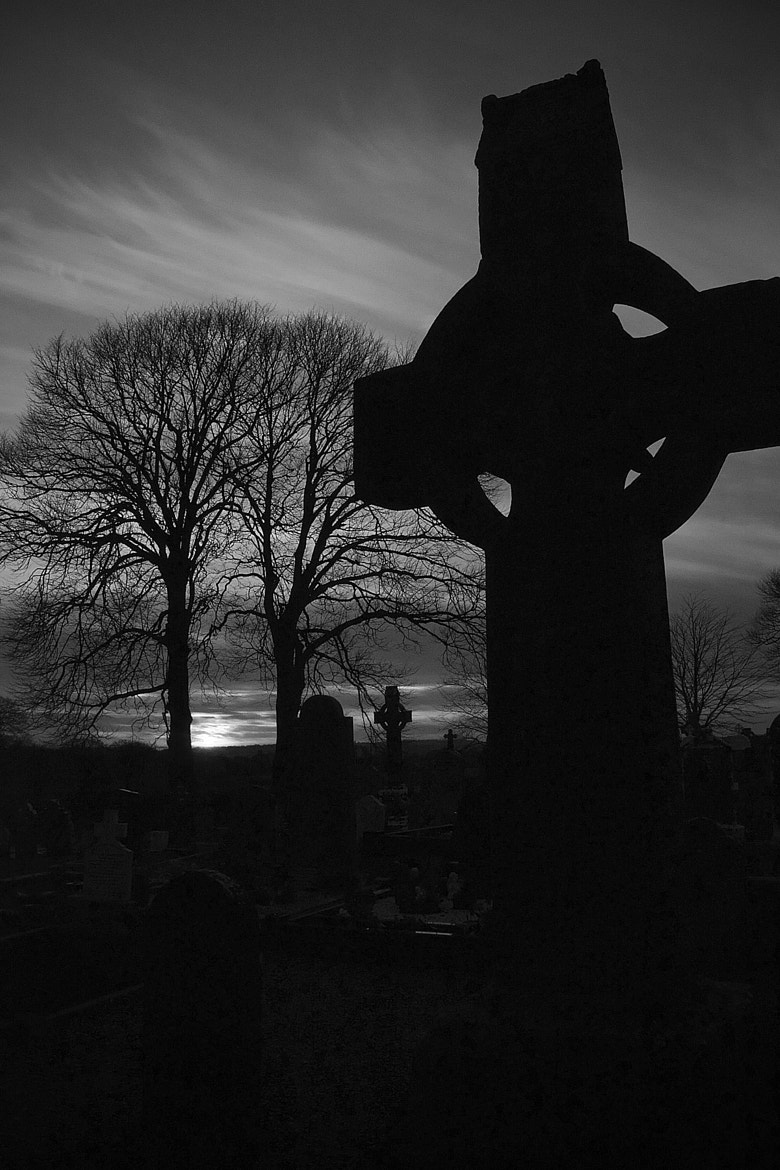 Photograph Celtic Cross by Barry McGreevy on 500px