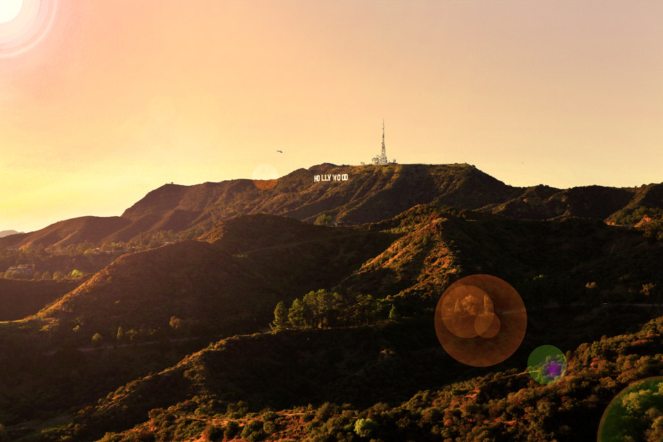 Photograph Hollywood Sign  by Phyo Wai on 500px