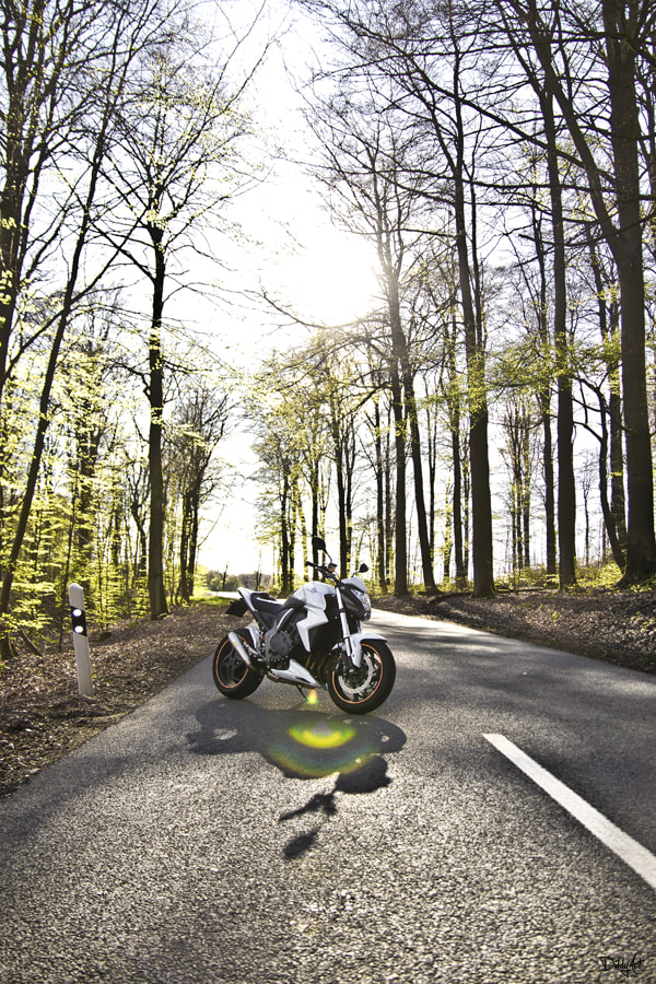Photograph Honda CB1000R by Claude Kayser on 500px