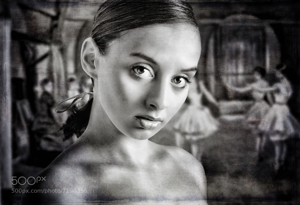 Photograph Ballerina (variante) by David Tremblay on 500px