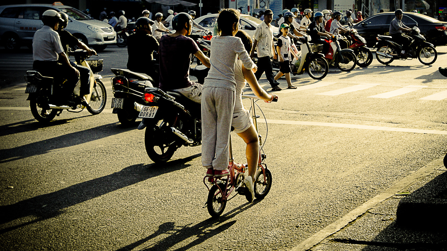 Photograph Saigon Street X by Minh Tran on 500px