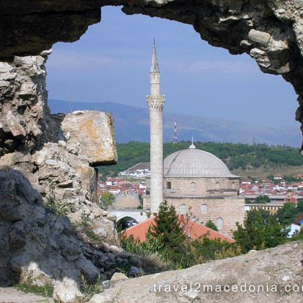 Mustapha Pasha's mosque