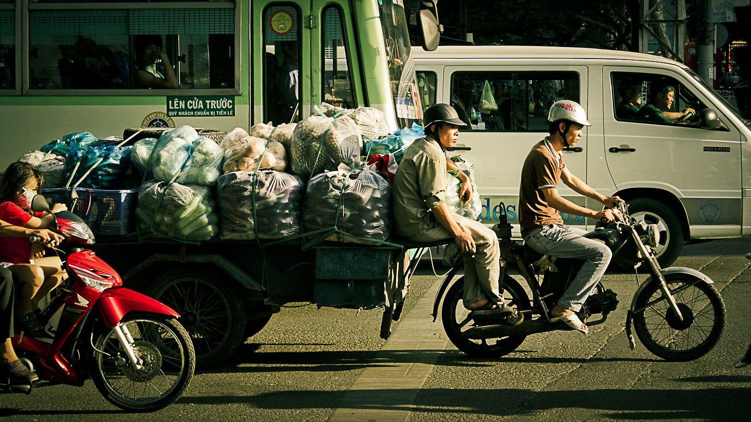 Photograph Saigon Street V by Minh Tran on 500px