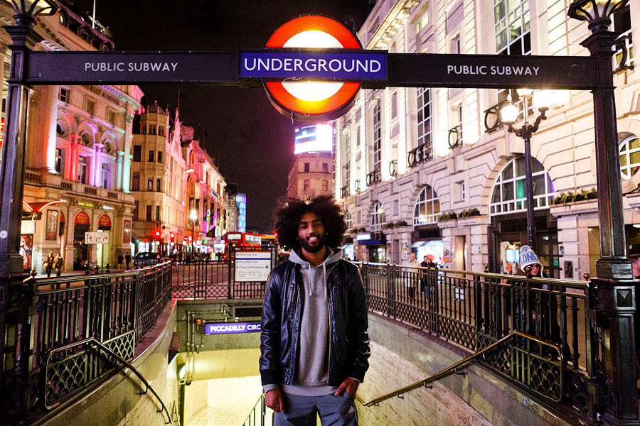 Piccadilly Afro