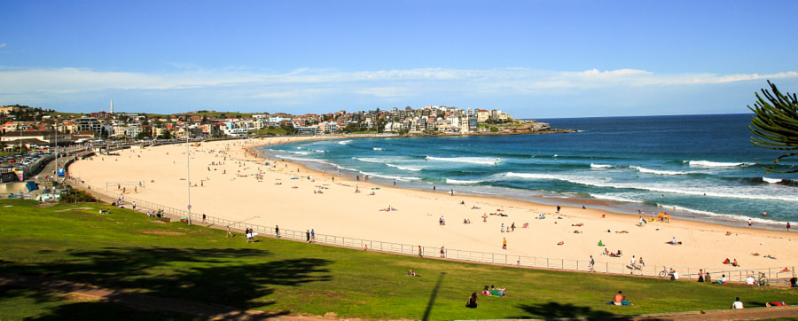 Photograph Bondi Beach by fiverinrice on 500px