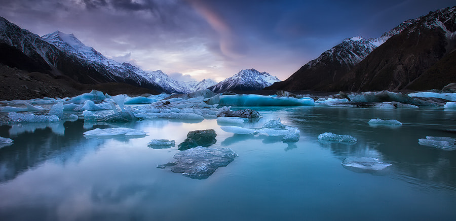 Photograph Lost In Blue Velvet. by Darren J Bennett on 500px