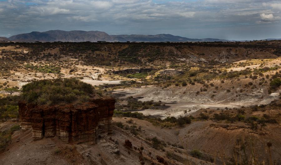 Olduvai valley
