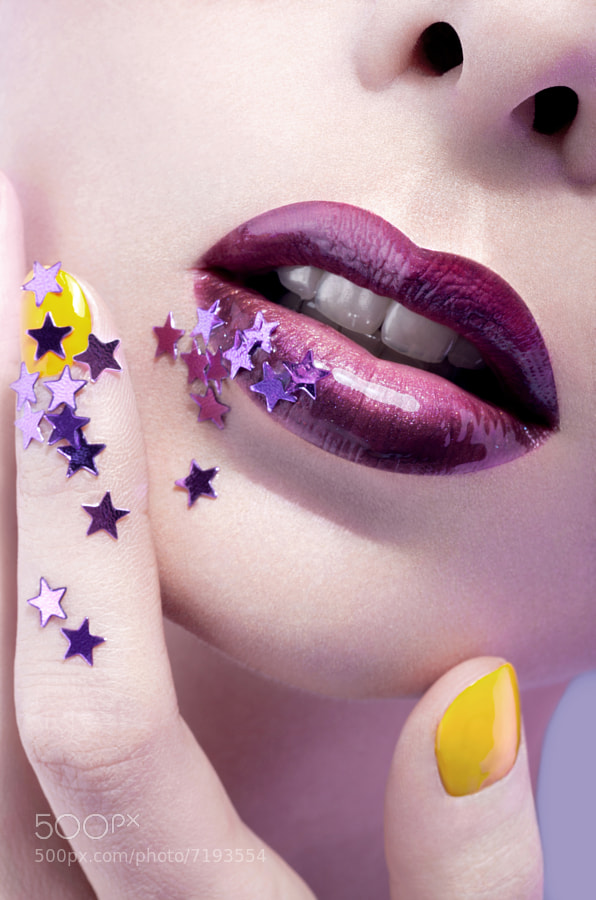 Purple stars  by Jimmy Rodriguez (Jimmy-Rodriguez) on 500px.com