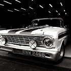 Постер, плакат: Ford Falcon Sprint