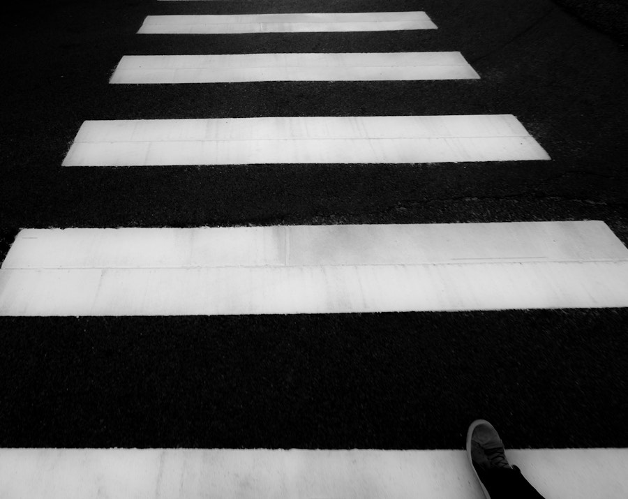 Photograph Crossing by Peter Haukås Nejtek on 500px