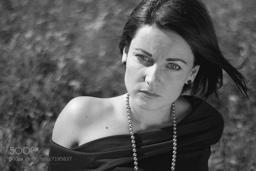 Photograph Lenka by Michal Zahornacky on 500px