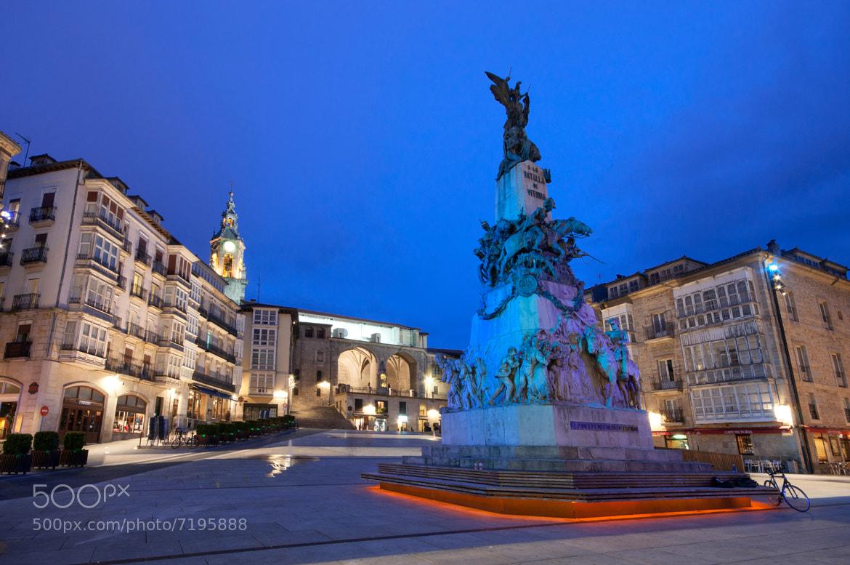 Photograph Vitoria by Ignacio Izquierdo on 500px