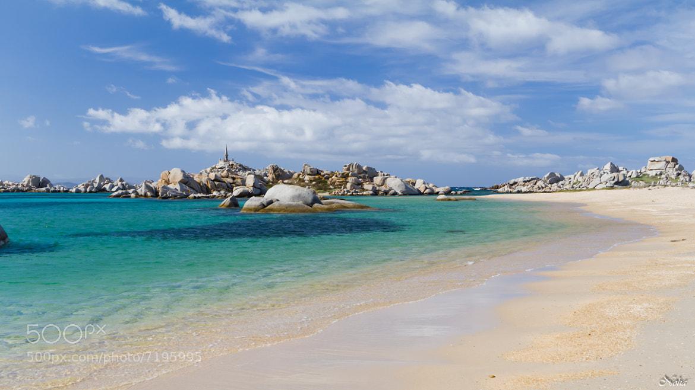Photograph Acchiarina Beach Lavezzi Island by Noha.  on 500px
