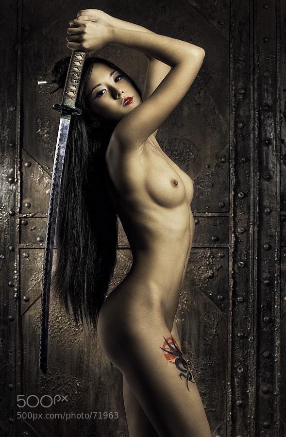Photograph Sword of the Samurai by Ludmila Yilmaz on 500px